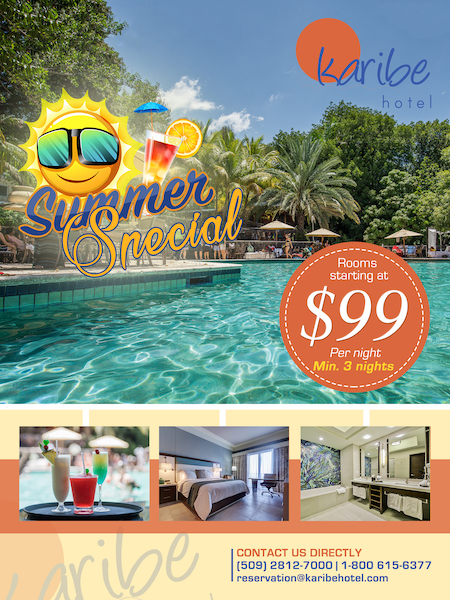 Karibe Summer 2017 Package