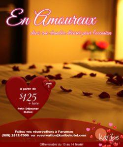 Valentine's Day Karibe